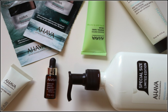 AHAVA Products 1