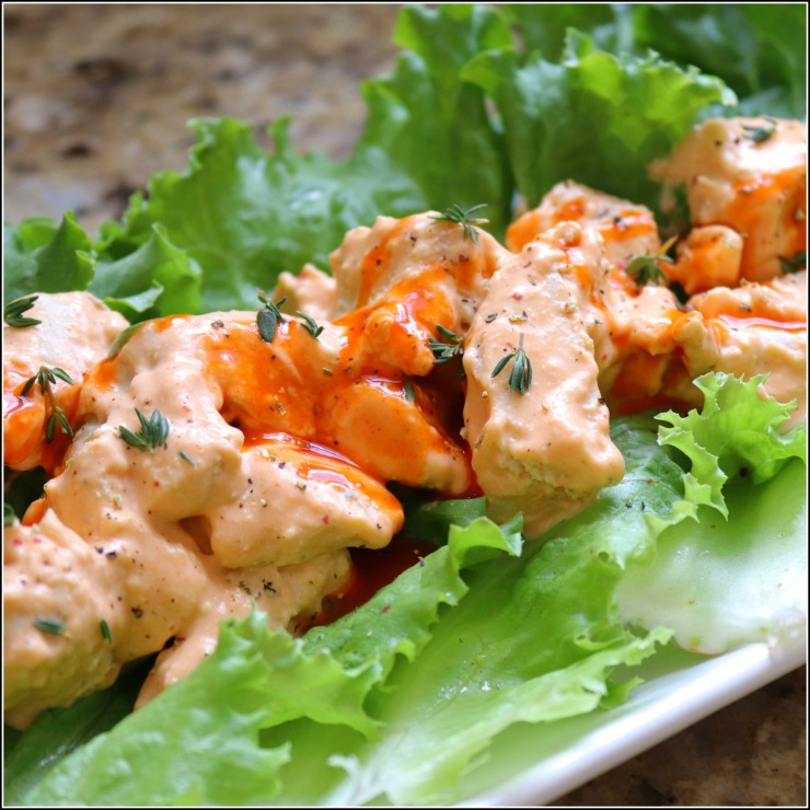 Creamy Buffalo Chicken_Photo 2